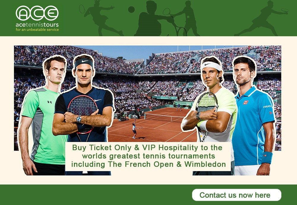AceTennisTours for an unbeatable service